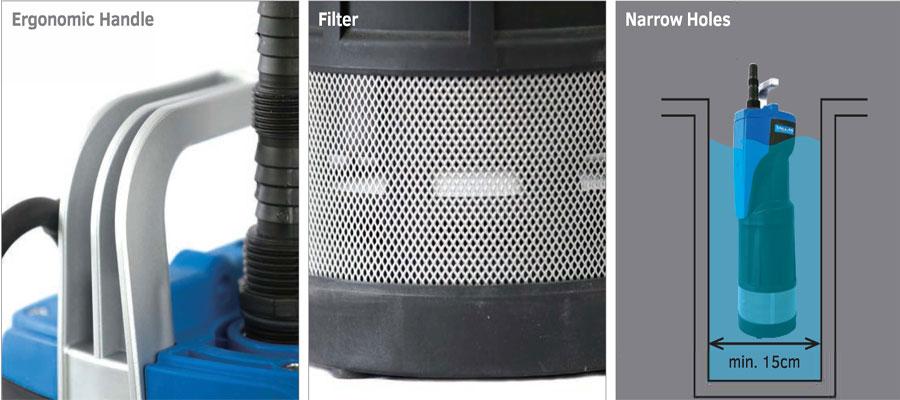 claytech divertron sump pump pictures