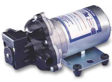 SHURflo 2088-474-144 | 24v DC Diaphragm Chemical Pump